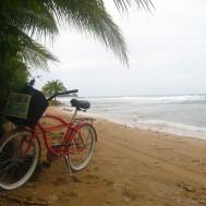 Avontuurlijke fietstocht naar Playa Bluff