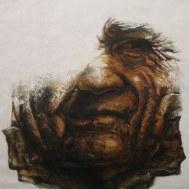 Muurschildering in Popayan