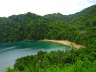 Englishman's Bay, Tobago's jewel