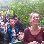 Vogelen in Caroni swamp