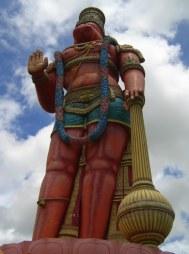 Hoogste Hanuman buiten India