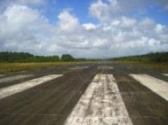 Landingsbaan, rennen!