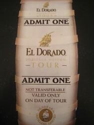 Op bezoek bij El Dorado rumfabriek