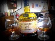 Zeven maal verkozen tot beste rum ter wereld; El Dorado 15 jaar