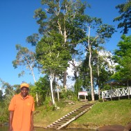De gids en m'n vakantie-eiland Isadou