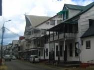 Paramaribo's historische binnenstad