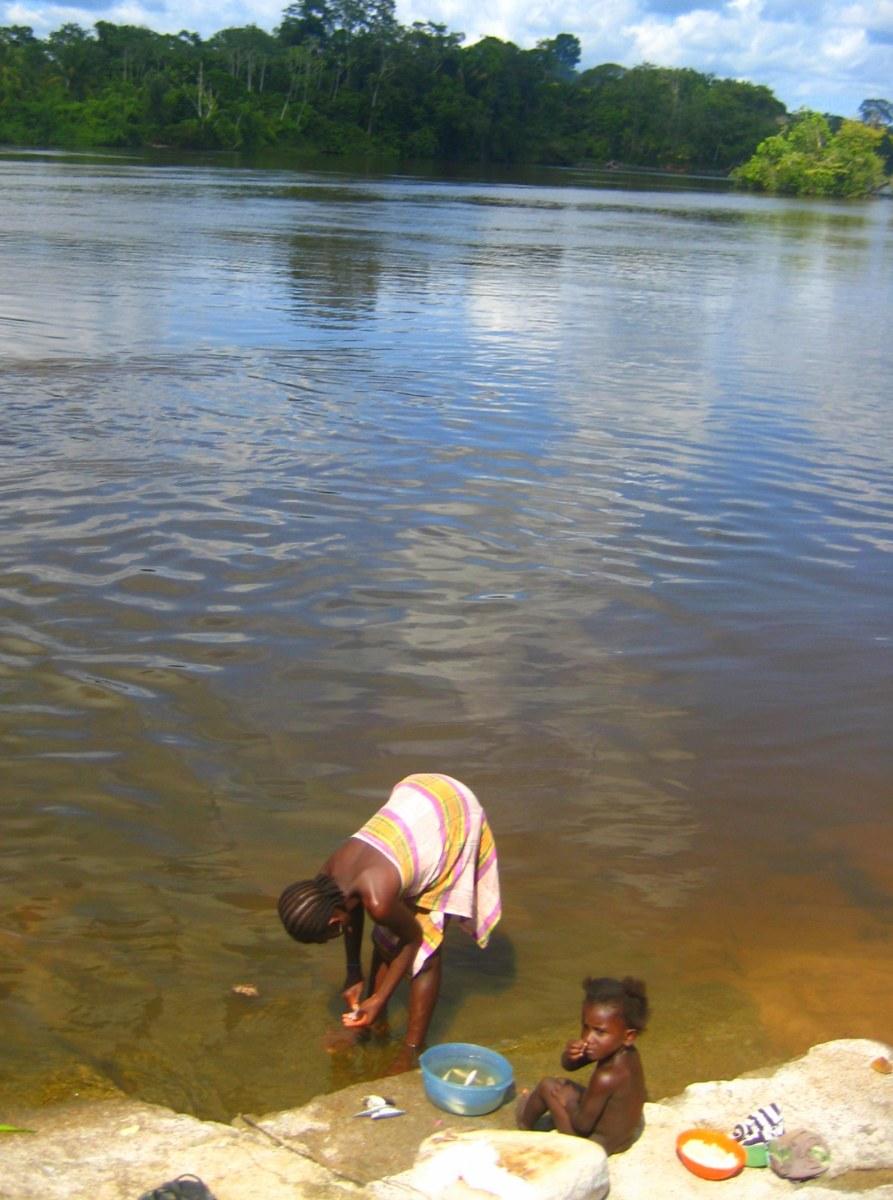 Een stukje Afrika in Suriname