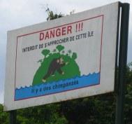 Tchindzoulou island