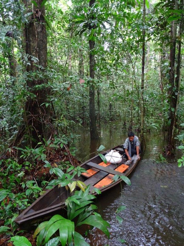 kano Tacana rivier