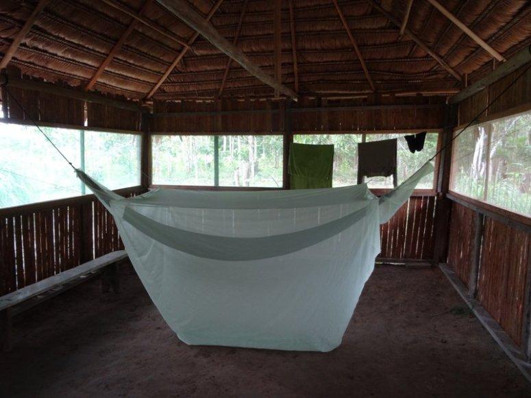 hangmat slaapkamer