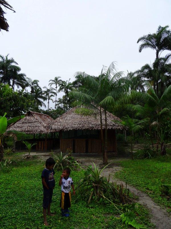 Huis Cornelio Amazone