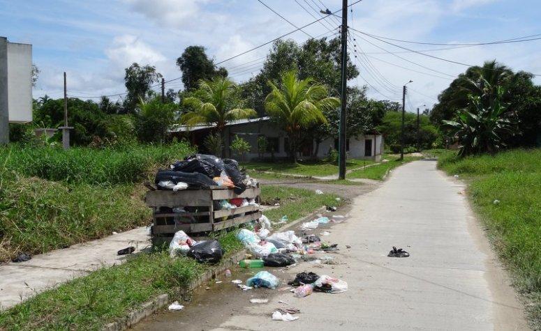 afval Leticia