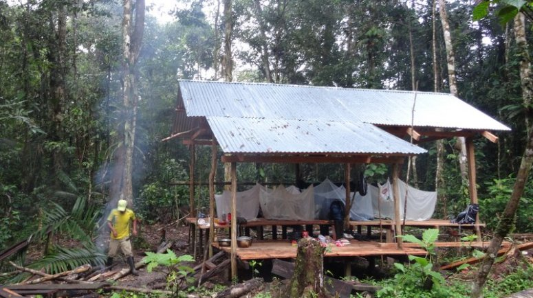 kamp Agua Blanca