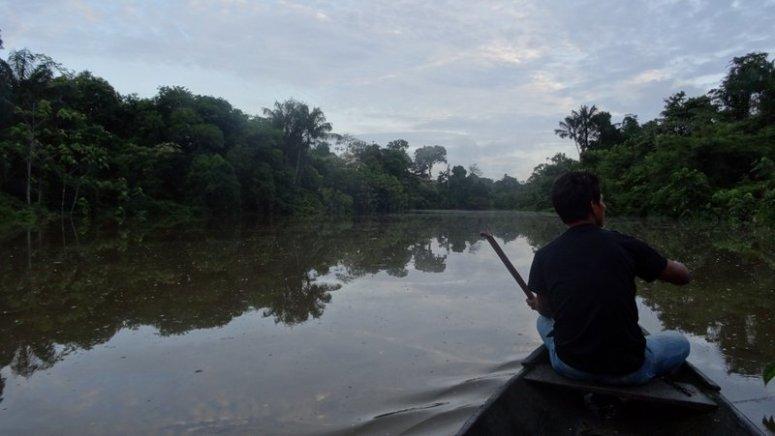 kano tocht Amazone